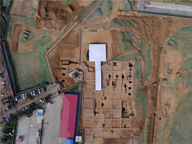 Ming Dynasty tomb discovered in Central China