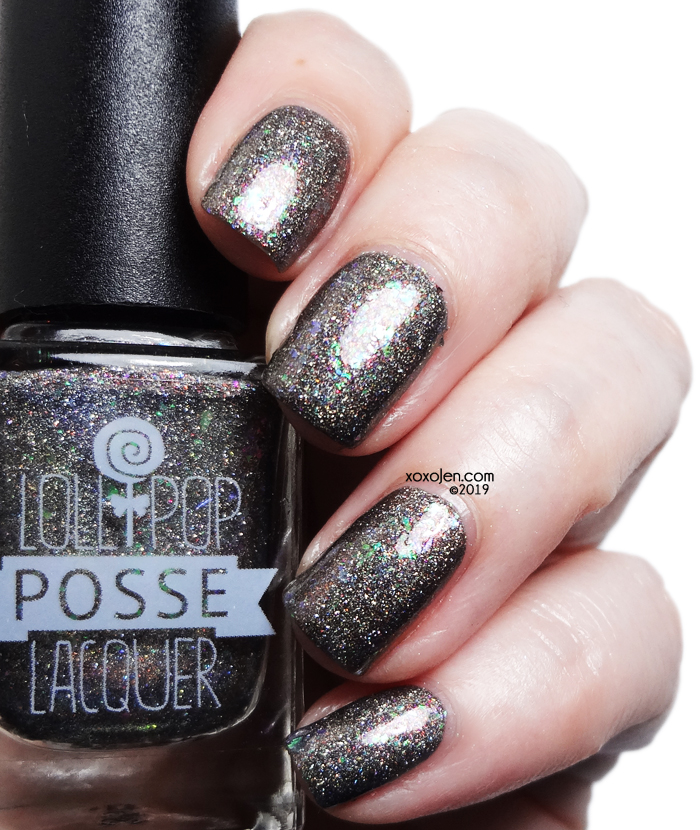 xoxoJen's swatch of Lollipop Posse Lacquer Daughter of a Knife-Maker