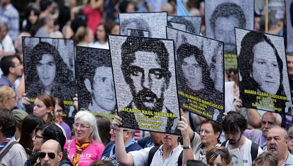 EE.UU. desclasifica documentos sobre la dictadura argentina