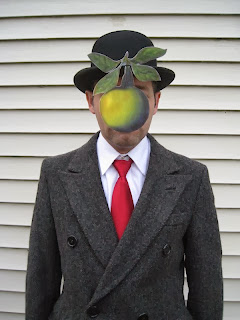 magritte halloween costume