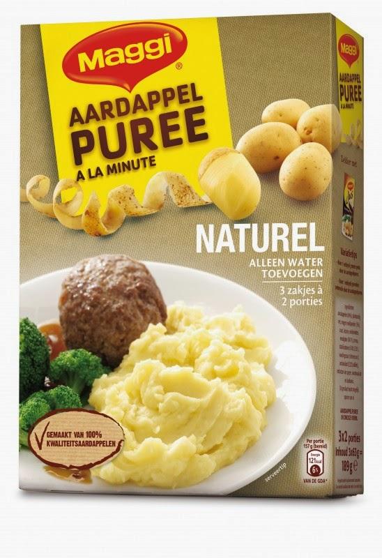 Maggi aardappelpuree