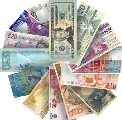 Complete List Of Countries And Currencies