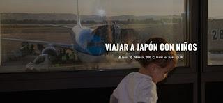japón con niños