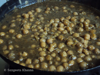 authentic punjabi chhole recipe