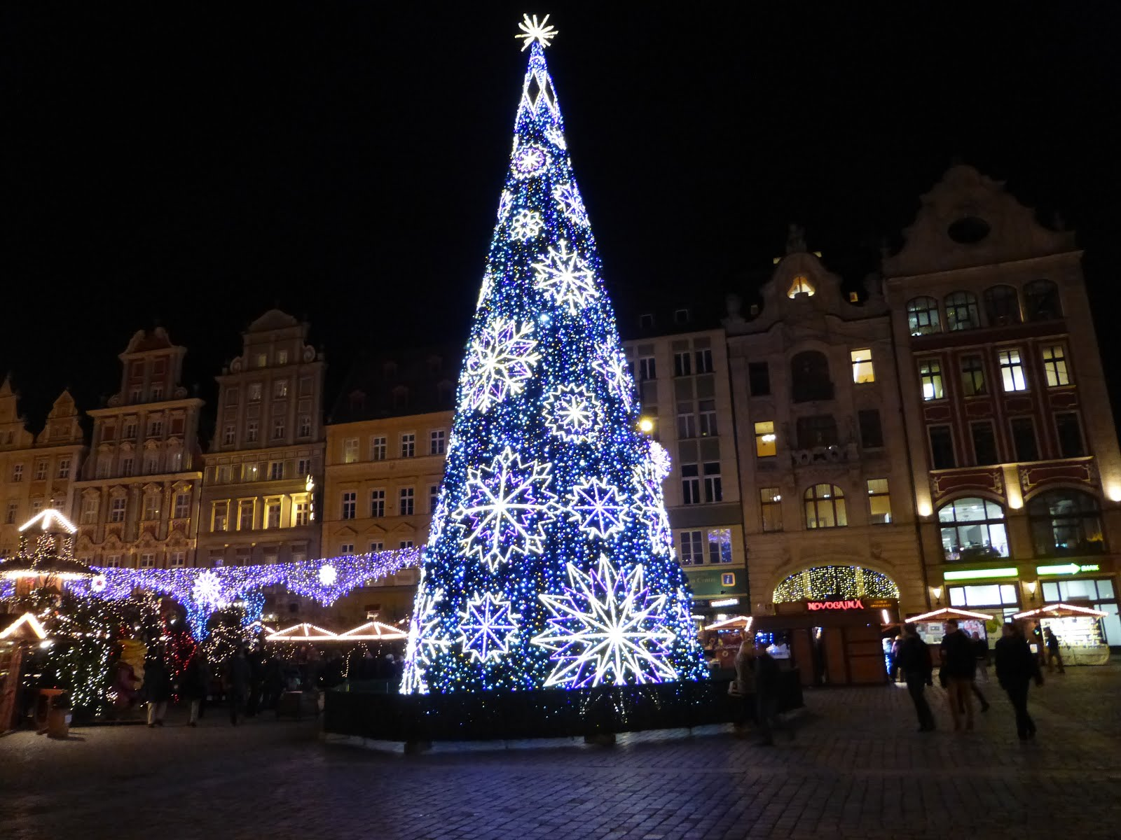 Advent in Wroclaw