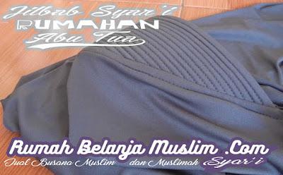 Grosir Jilbab Syar'i Rumahan