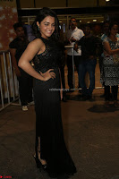 Wamiqa Gabbi in a sleeveless Black Designer Transparent Gown at 64th Jio Filmfare Awards South ~  Exclusive 145.JPG