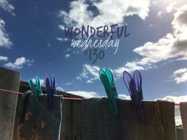 Wonderful Wednesday #130