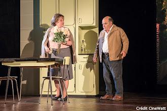 Théâtre : Le Chat d'après l'oeuvre de Georges Simenon - Mise en scène Didier Long - Avec Myriam Boyer, Jean Benguigui - Théâtre de l'Atelier