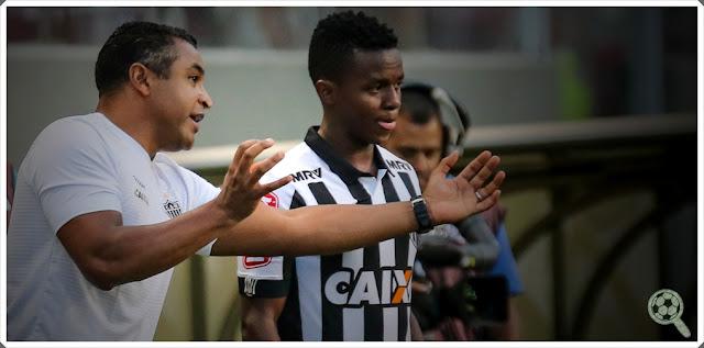 Roger Machado Cazares Atlético Mineiro