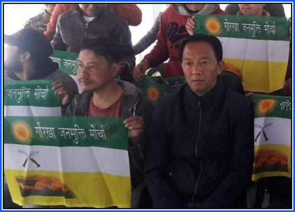 Binoy Tamang gjm president