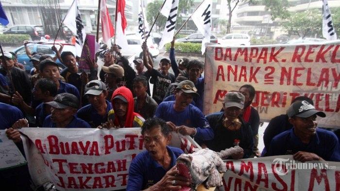 Pemprov DKI Menangkan Gugatan Reklamasi di Pulau G