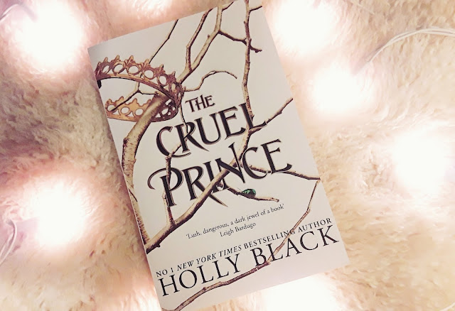 The Cruel Prince, by Holly Black - Blogger's Bookshelf Book review