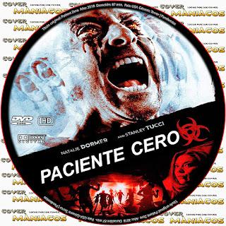 GALLETAPatient Zero - PACIENTE CERO 2018 [ COVER + DVD + BLURAY ]