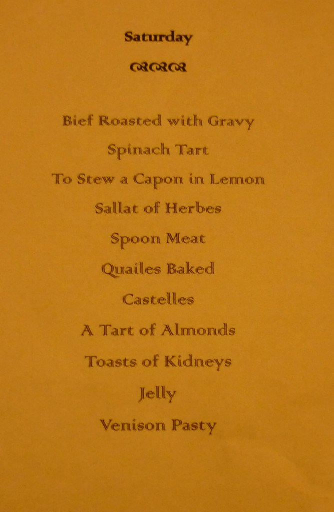 tudor menu template other thoughts tudor dining at haddon hall