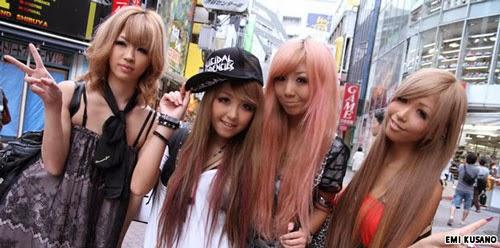 Tren Fashion Harajuku Anak Gaul Di Jepang