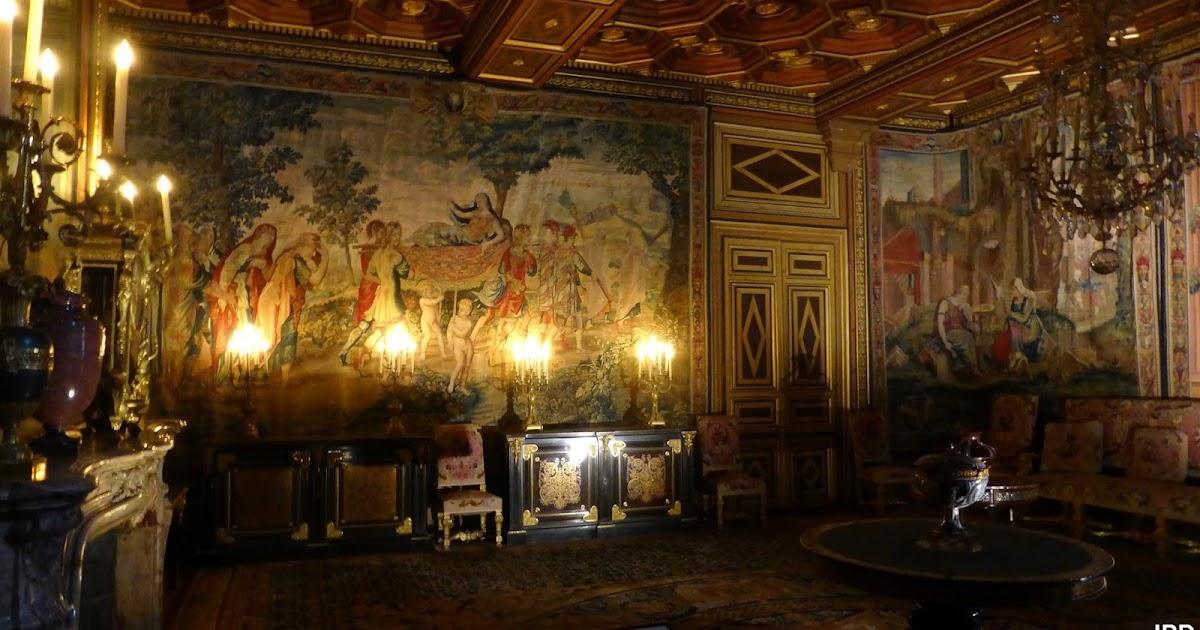 Paris bise art ch teau de fontainebleau 7 vers la for Chambre de la reine