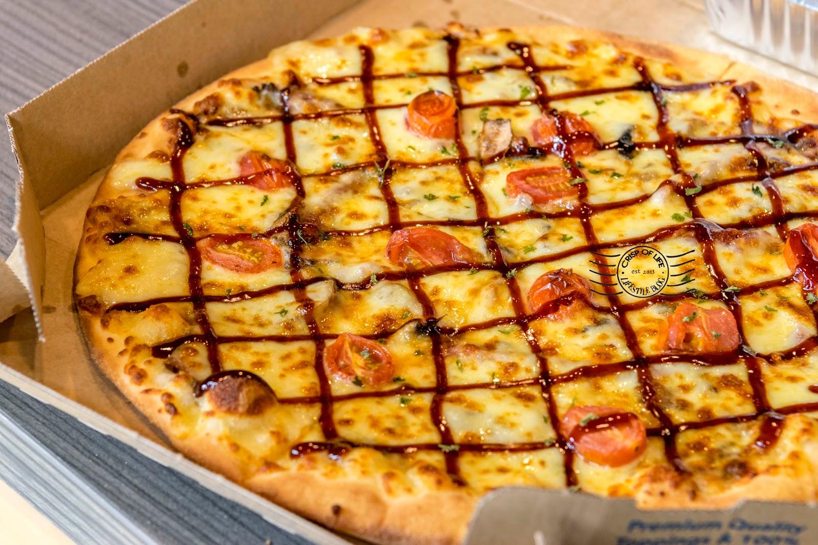 Domino's Pizza Malaysia Samyeang Pizza