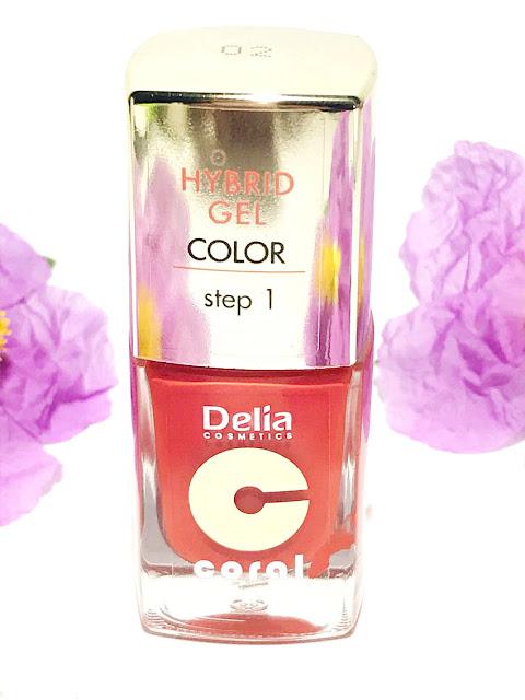Delia Cosmetics esmalte de uñas Notino