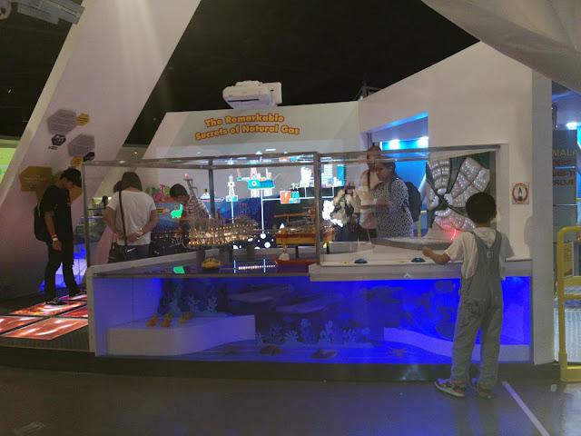 Pilipinas Shell Opens Upgraded Malampaya Exhibit at The Mind Museum