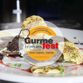 gurmefest açık hava gurme lezzetler festivali