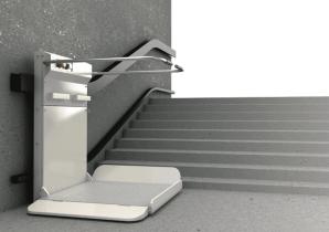 Подъемное оборудование для инвалидов