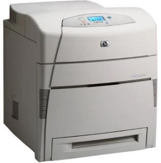 HP LaserJet 5550n Drivers & Software Download