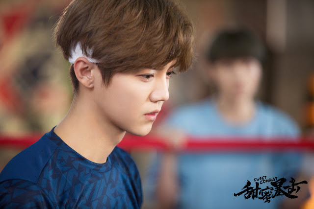 Sweet Combat Luhan Chinese TV series