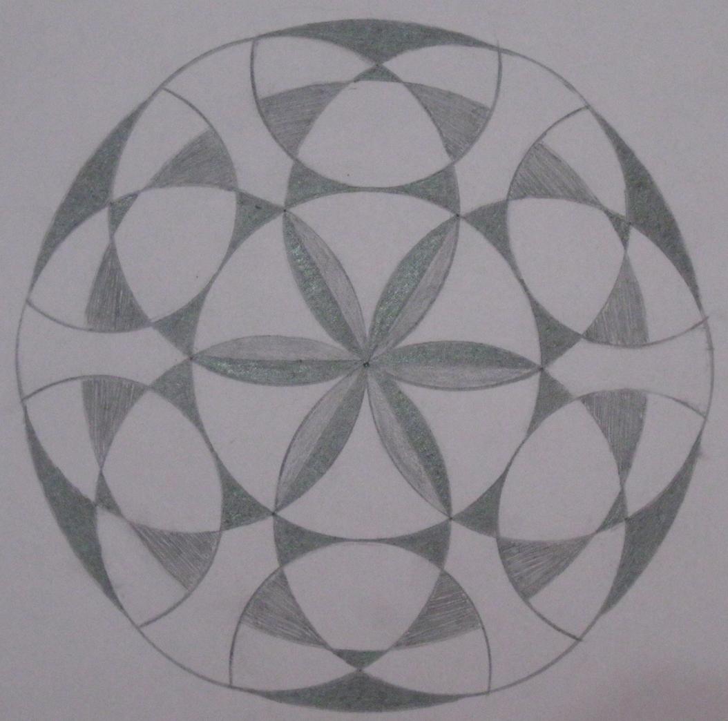 Corak Geometri Batik – Samyysandra