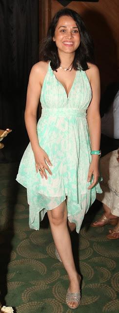 Actress Priya Kothari