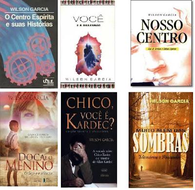 Livros de Wilson Garcia