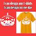 T-shirt Desing in 60 min