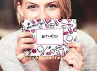 Logo ''Scatta e vinci gratis 6 Beauty Box firmate Elizabeth Arden''