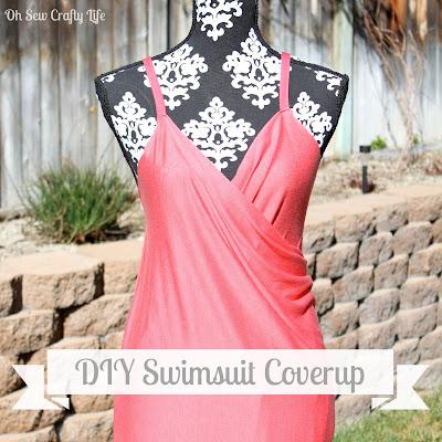 DIY Swimsuit Coverup