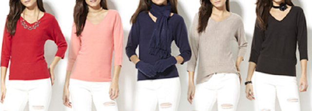 Waverly Dolman Sweater $15 (reg $35)