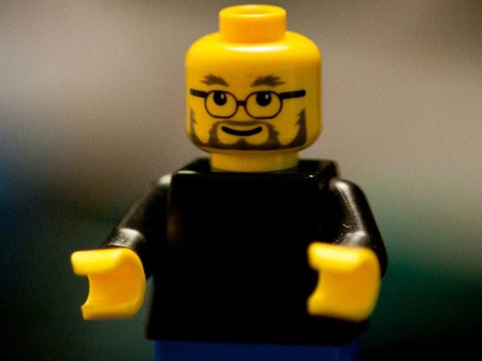 【精美玩物】名人LEGO Figure 重現「喬布斯」的魅力