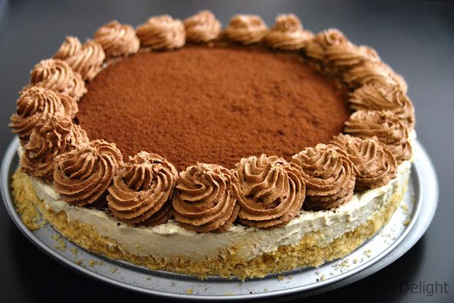 עוגת גבינה טירמיסו צ'יזקייק פקטורי Cheesecake factory copycat