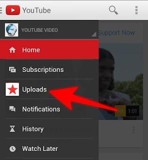 Mobile Se youtube pe Video kaise upload kare