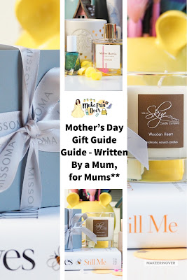 Mother's Day Gift Guide Guide - Written By a Mum, for Mums**