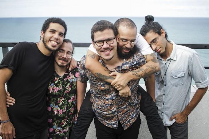 """Kalouv desembarca em São Paulo com a turnê de """"Elã"""""""