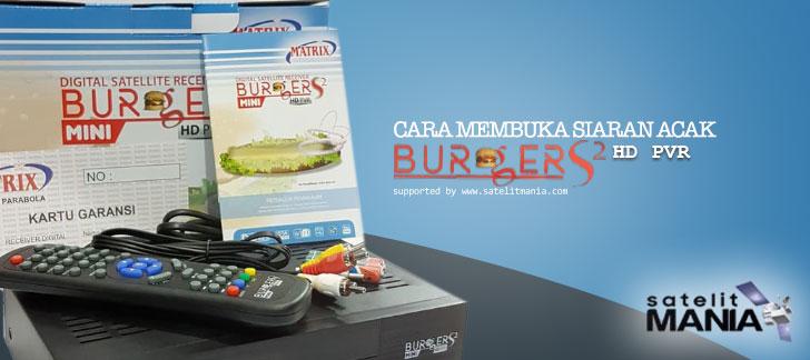 Membuka Siaran Acak Matrix Burger S2