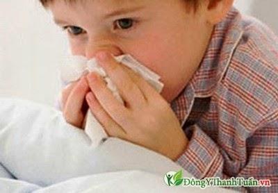 bện viêm xoang trẻ em
