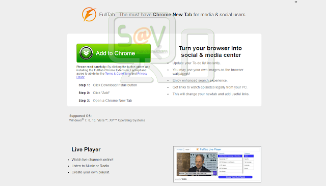 FullTab (Adware)