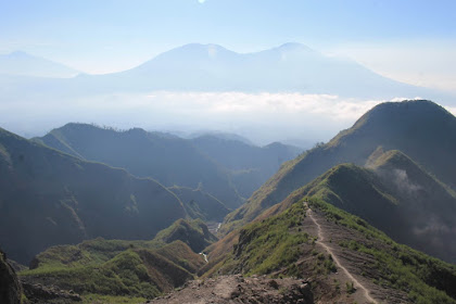 Wisata Gunung Kelud Kediri