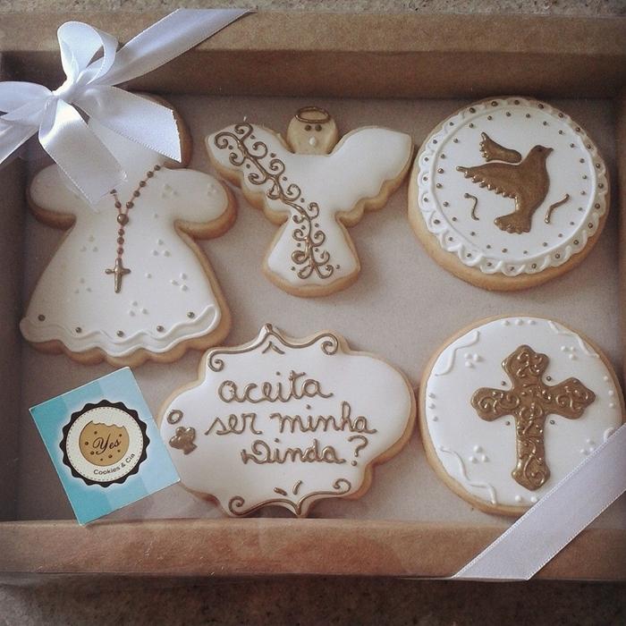 Ideias criativas e legais para convidar a madrinha e padrinho de batismo