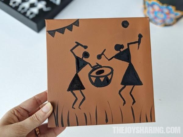 Warli Art For Kids The Joy Of Sharing