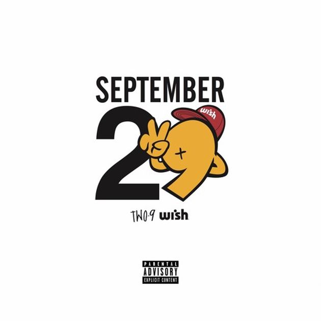 Two-9 - #SeptemberTwo9 (EP)