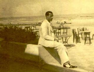 Mamaia - plaja 1935