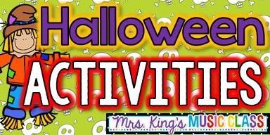 "Music class and Halloween can be a BOOtiful thing!  Learn about ways to get your students moving, thinking and creating with ideas like Pass the Pumpkin, There's a Spider on My Head, Pumpkin Patterns, Jazzy Jack-o-Lanterns and more!  Your elementary music students will be ""howling"" with delight!"