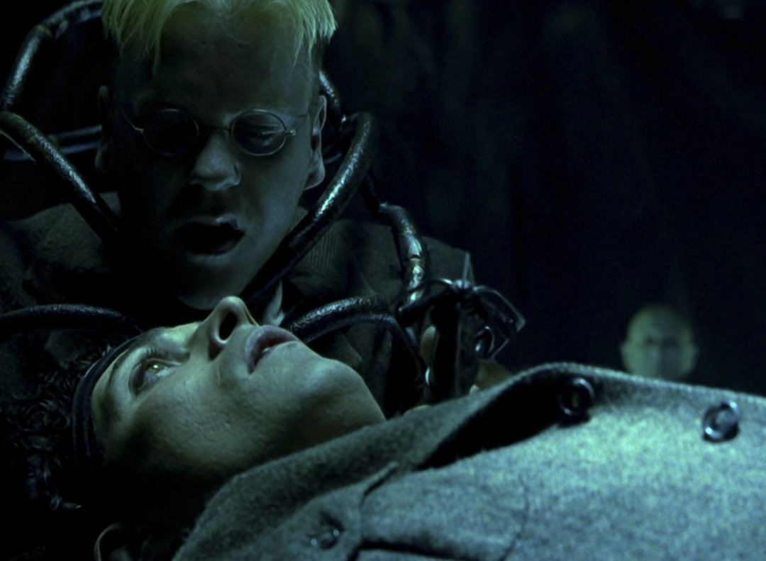 A review of the film dark city